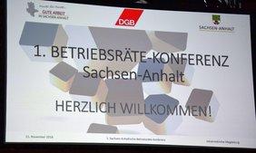 Betriebsrätekonferenz 2018