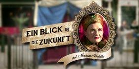 Betriebsratskampagne: Ein Blick in die Zukunft mit Madame Violetta